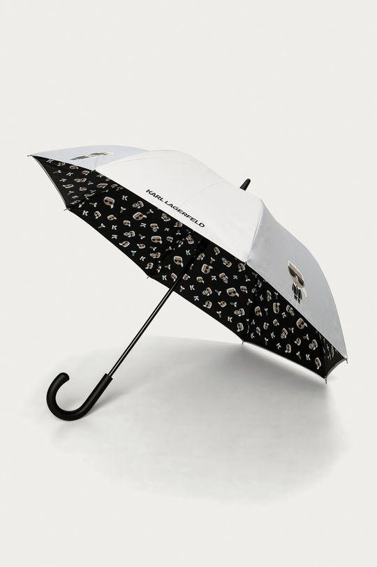 biela Karl Lagerfeld - Dáždnik Dámsky