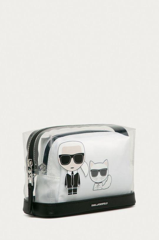 transparentny Karl Lagerfeld - Kosmetyczka