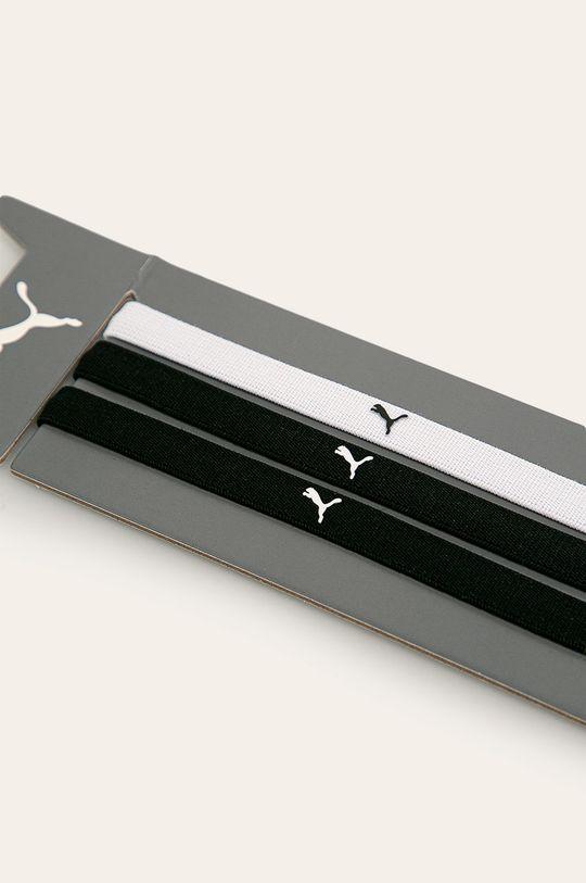 Puma - Čelenka (3-pack) černá