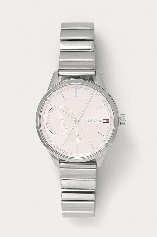 srebrny Tommy Hilfiger - Zegarek 1782020 Damski