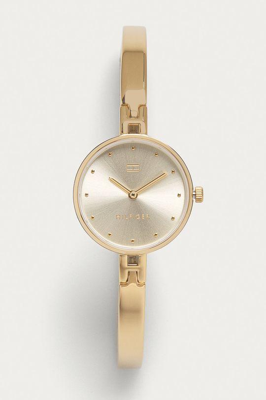 złoty Tommy Hilfiger - Zegarek 1782135 Damski