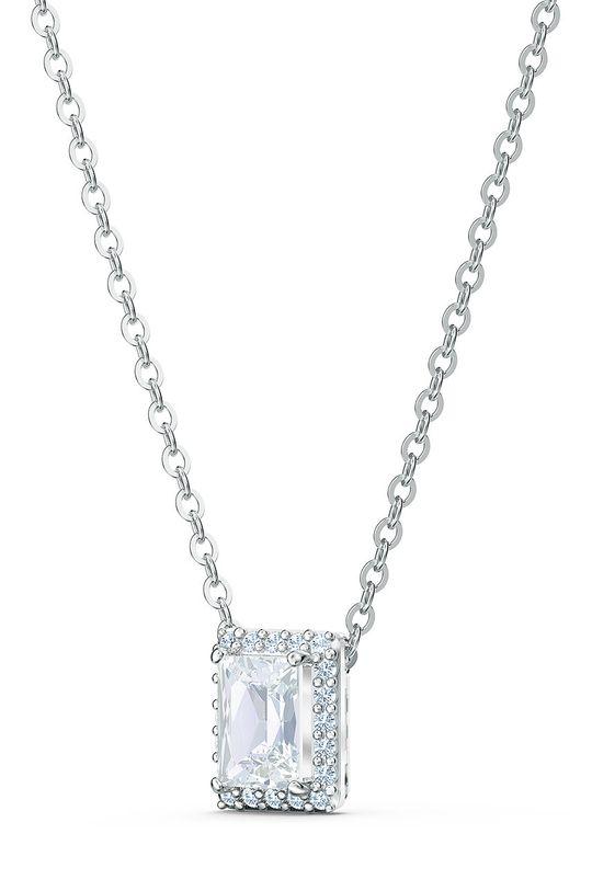stříbrná Swarovski - Náušnice a náhrdelník ANGELIC