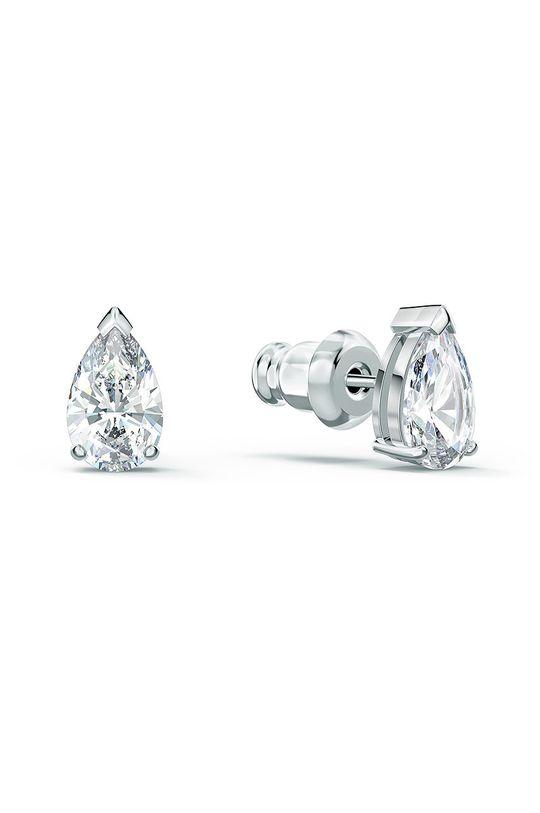 Swarovski - Naszyjnik i kolczyki ATTRACT Metal, Kryształ Swarovskiego