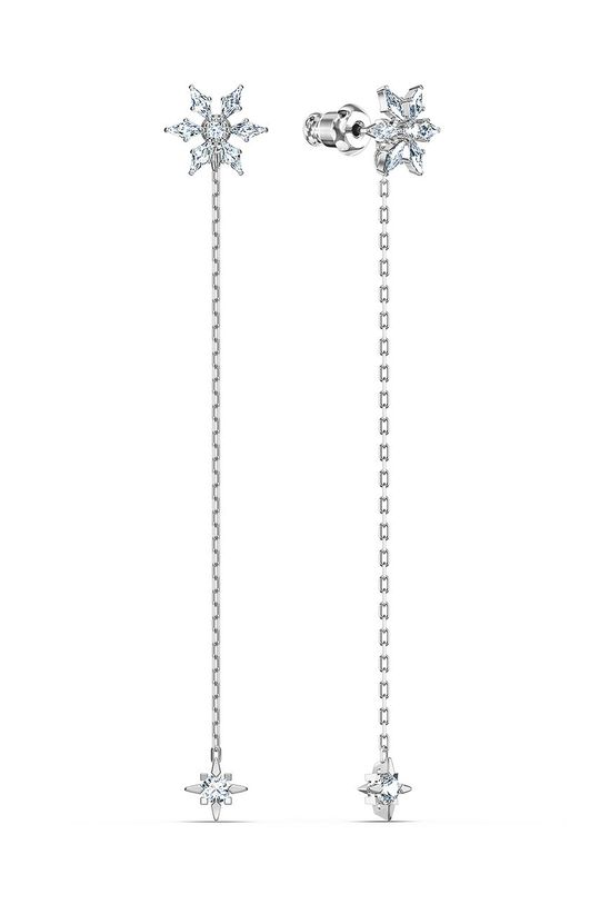 stříbrná Swarovski - Náušnice MAGIC Dámský