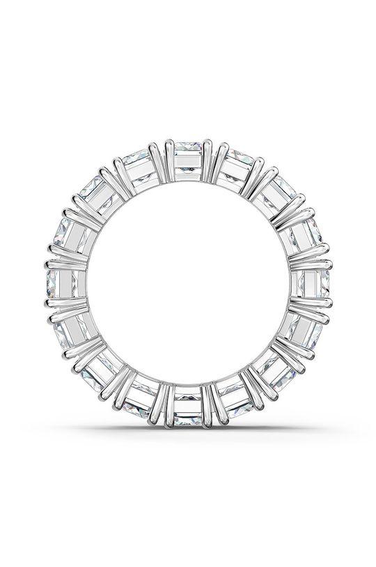 srebrny Swarovski - Pierścionek VITTORE Damski