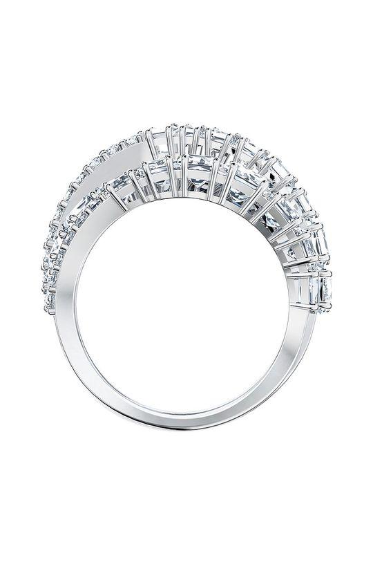 Swarovski - Prstýnek TWIST  Kov, Svarovského krystal