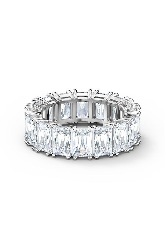 Swarovski - Pierścionek VITTORE srebrny