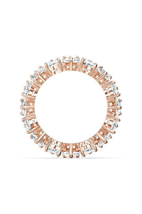 Swarovski - Prstýnek VITTORE  Kov, Svarovského krystal