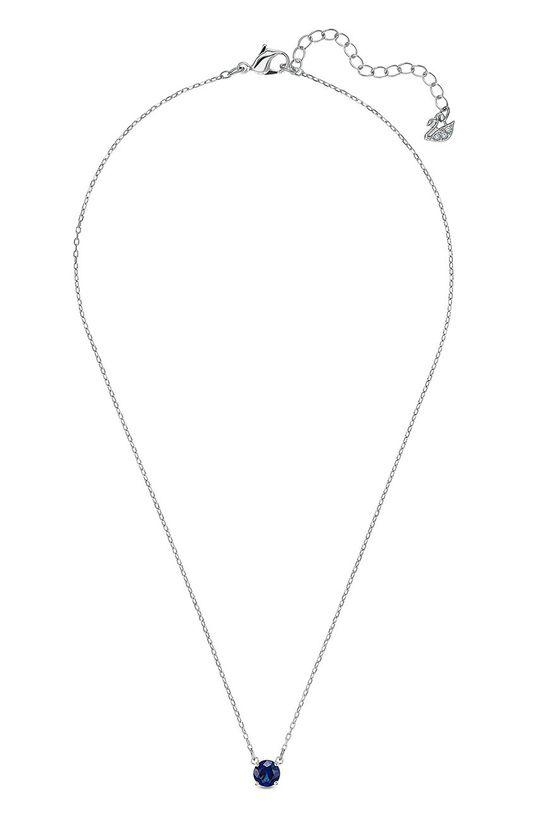 Swarovski - Naszyjnik i kolczyki ATTRACT srebrny