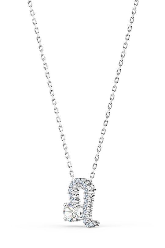 Swarovski - Náhrdelník ZODIAC II LEO  Kov, Svarovského krystal