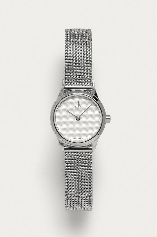 stříbrná Calvin Klein - Hodinky K3M2312Y Dámský