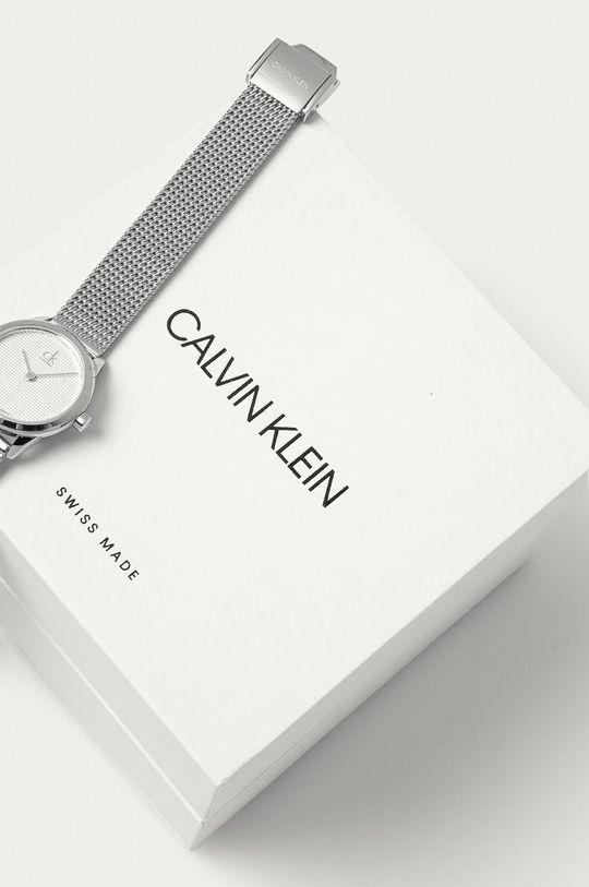 Calvin Klein - Hodinky K3M2312Y stříbrná