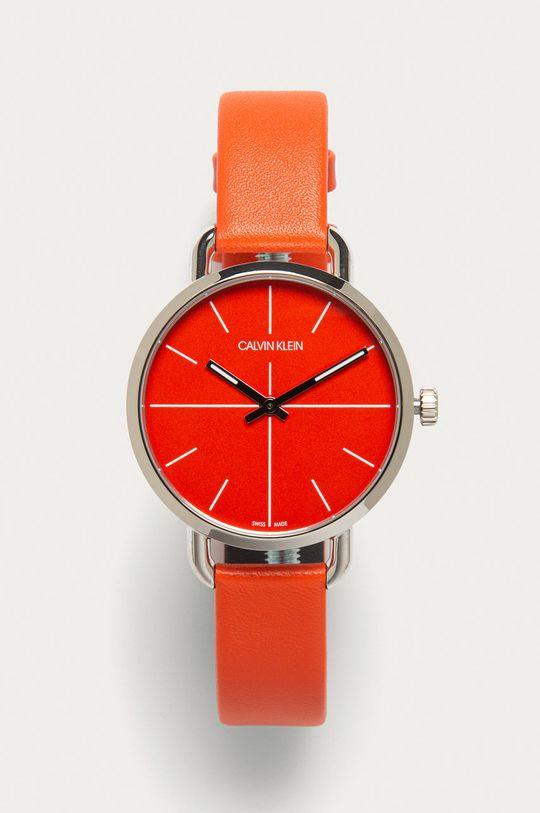 oranžová Calvin Klein - Hodinky K7B231YM Dámský