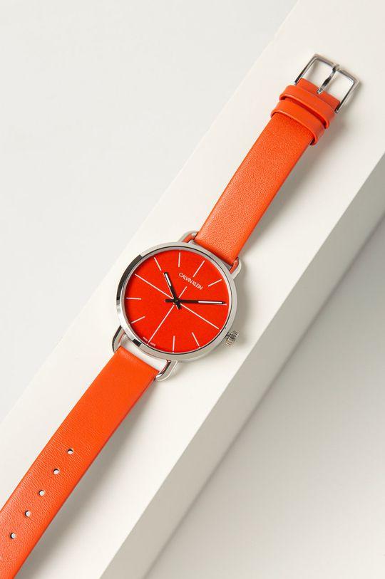 Calvin Klein - Hodinky K7B231YM oranžová