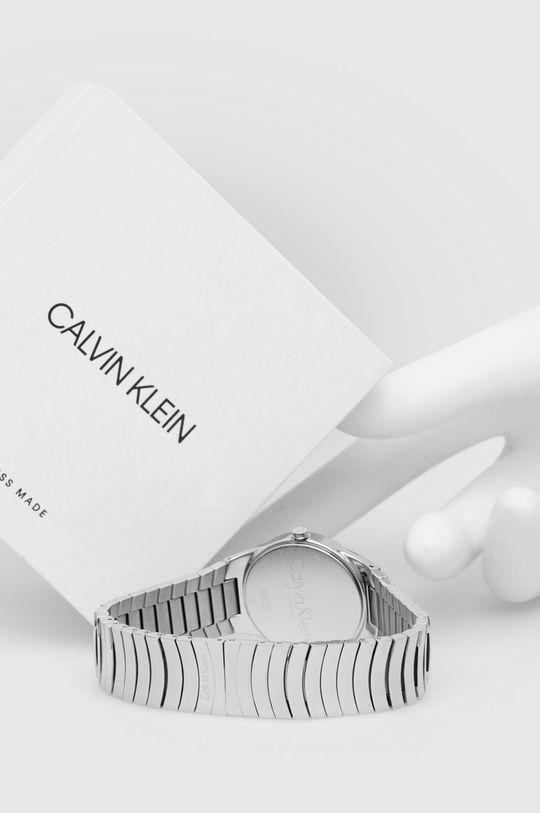 Calvin Klein - Zegarek K8A23141 srebrny