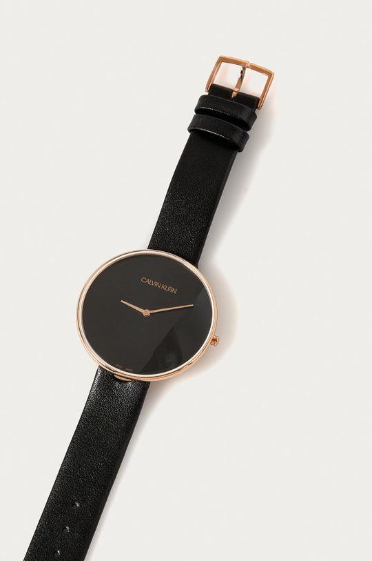 černá Calvin Klein - Hodinky K8Y236C1 Dámský