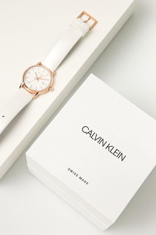 Calvin Klein - Hodinky K9H236L6 bílá