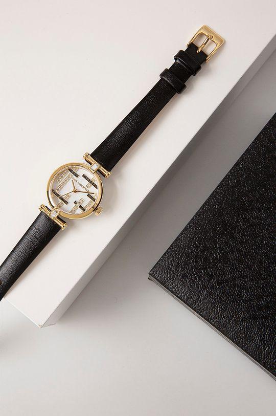 Karl Lagerfeld - Hodinky  Přírodní kůže, Nerezová ocel, Minerální sklo