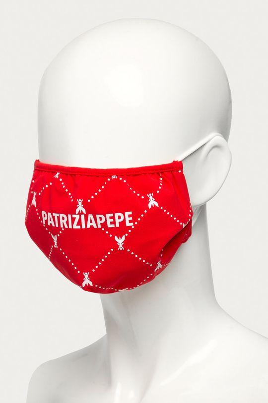 czerwony Patrizia Pepe - Maseczka ochronna wielorazowego użytku Damski