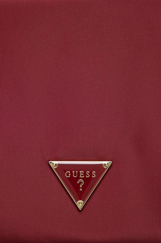 Guess - Kozmetická taška gaštanová