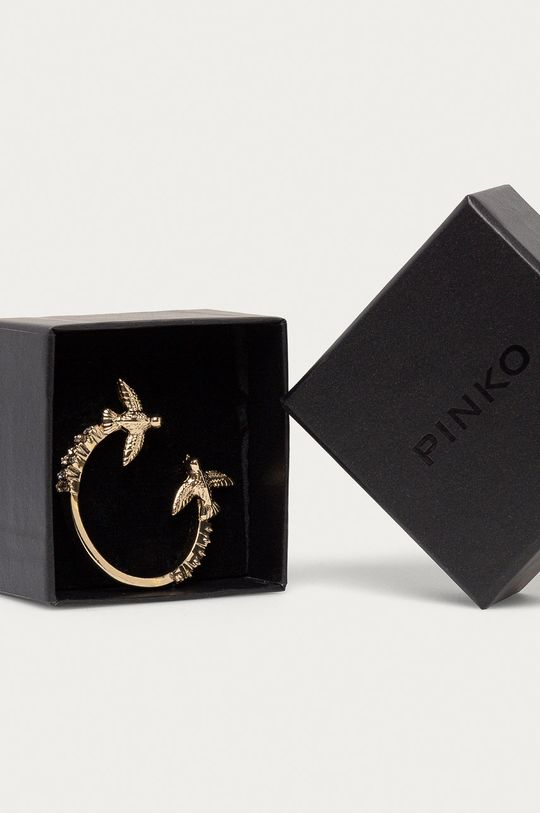 Pinko - Náušnica zlatá