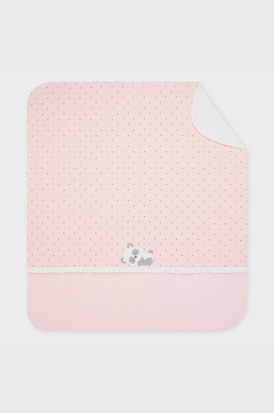 Mayoral Newborn - Deka pre bábätko ružová