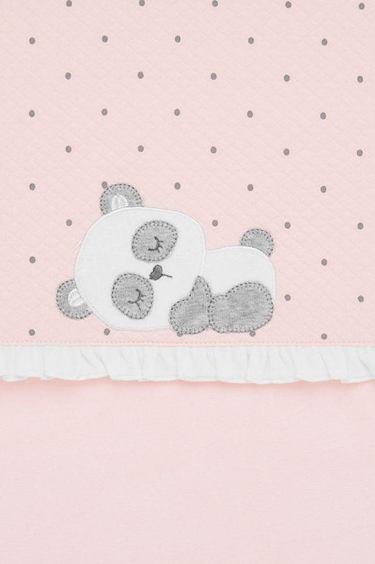 Mayoral Newborn - Deka pre bábätko  Podšívka: 100% Bavlna Základná látka: 76% Bavlna, 24% Polyester