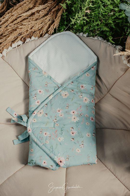 Jamiks - Rożek niemowlęcy blady zielony