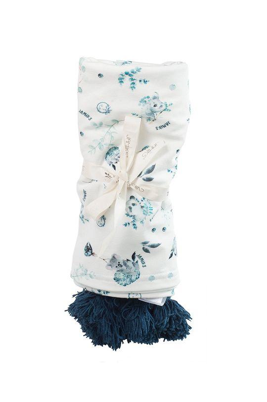 námořnická modř Jamiks - Kojenecká deka Dětský