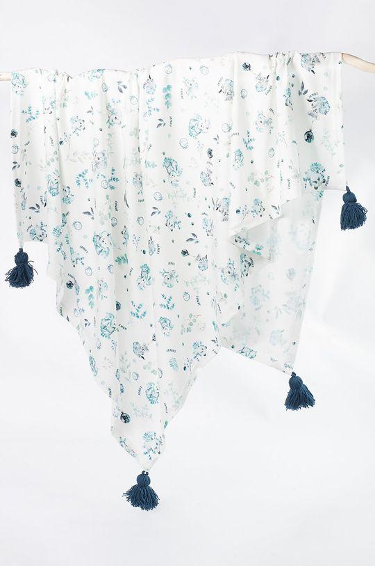 námořnická modř Jamiks - Kojenecká deka