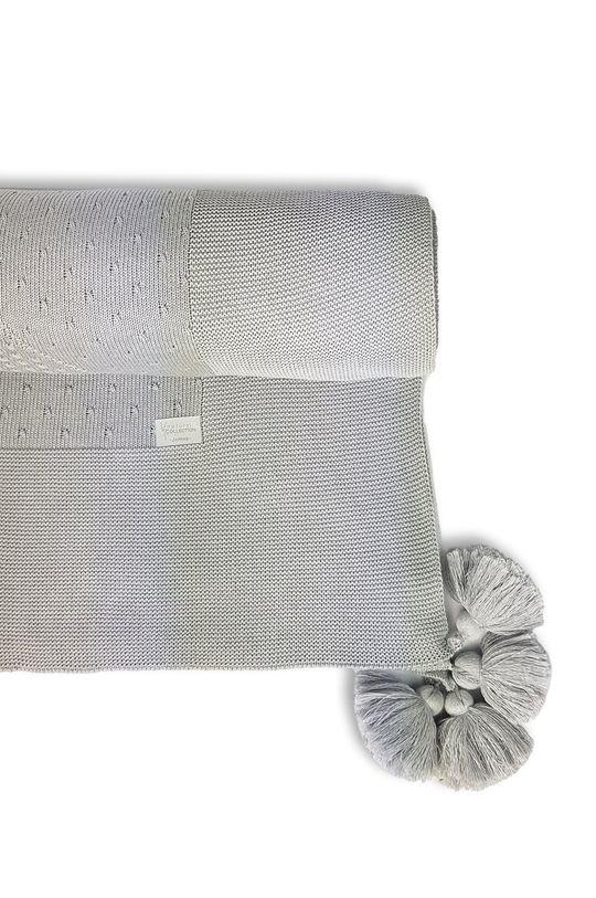 Jamiks - Kojenecká deka šedá
