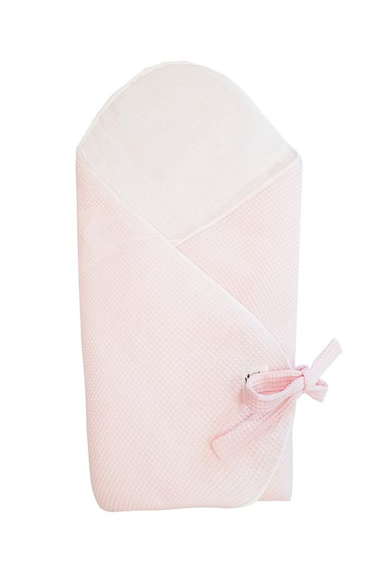 różowy Jamiks - Rożek niemowlęcy Dziecięcy