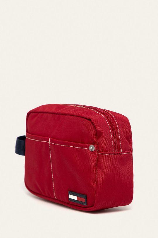 Tommy Jeans - Kosmetická taška červená