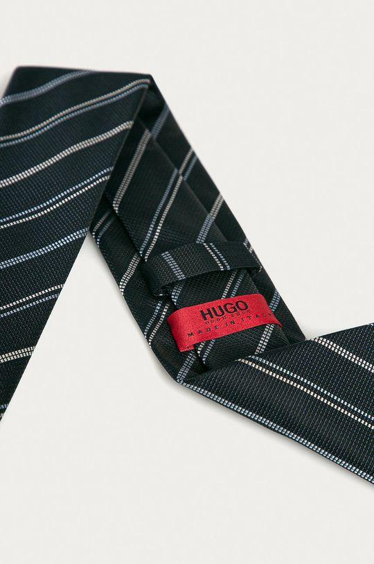 Hugo - Краватка темно-синій
