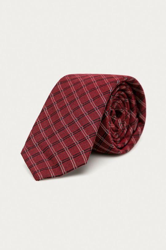 rosu Calvin Klein - Cravata De bărbați