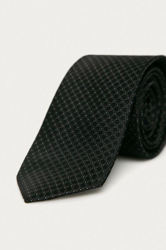 Calvin Klein - Kravata čierna