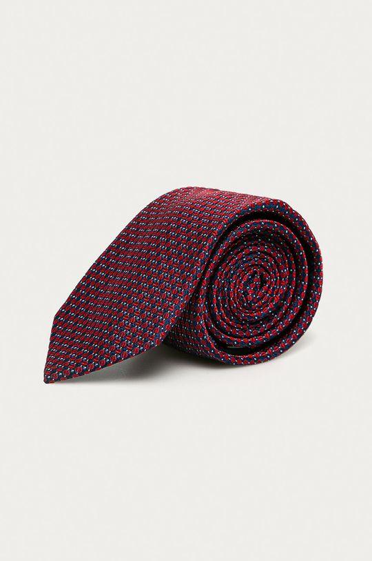 rosu Tommy Hilfiger Tailored - Cravata De bărbați