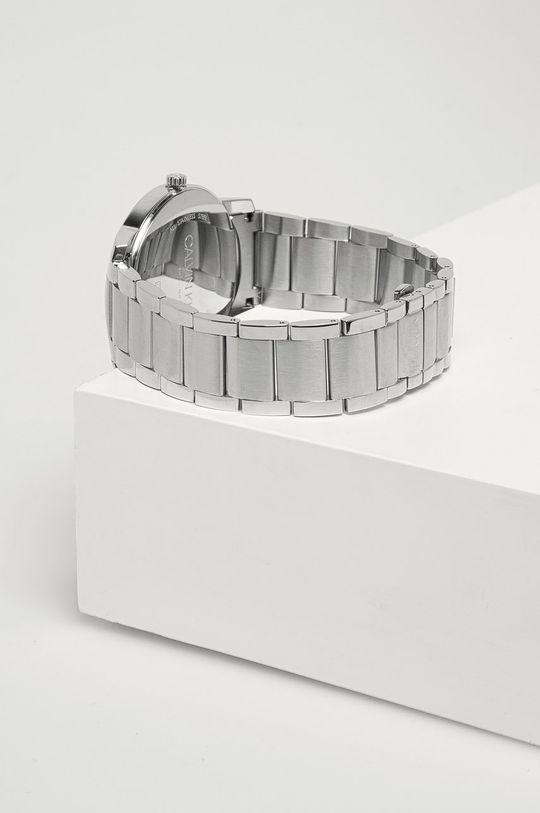 Calvin Klein - Hodinky K2G2G147 stříbrná