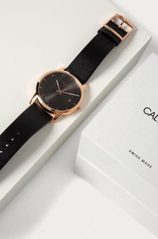 Calvin Klein - Hodinky K2G2G6C3 černá