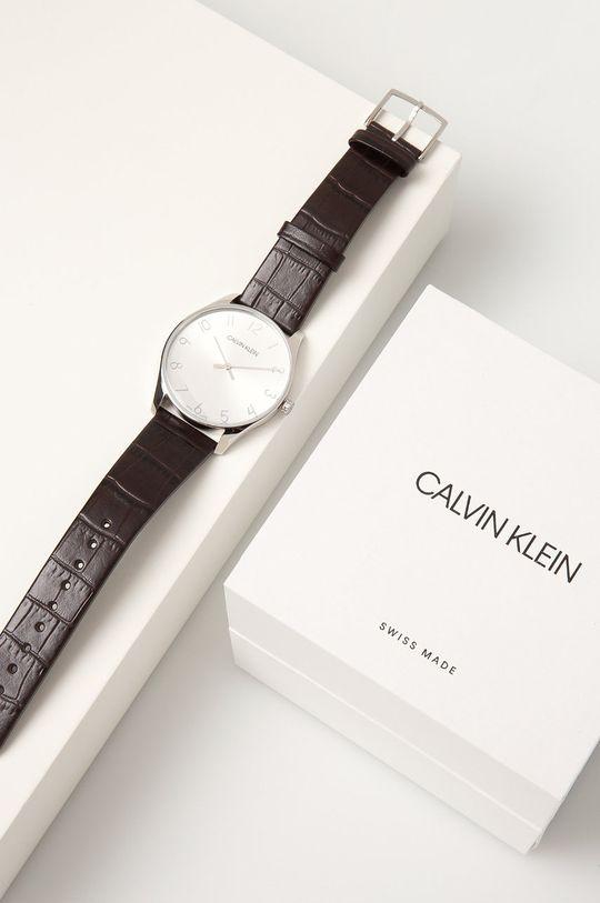 Calvin Klein - Hodinky K4D211G6 hnědá