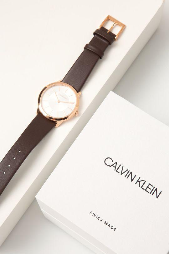 Calvin Klein - Hodinky K3M226G6 zlatá