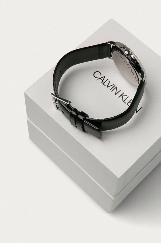 Calvin Klein - Zegarek K8M211C6 Materiał 1: Skóra naturalna, Materiał 2: Stal szlachetna