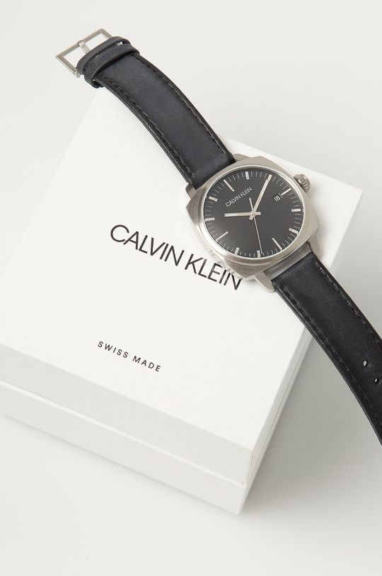 Calvin Klein - Hodinky K9N111C1 černá