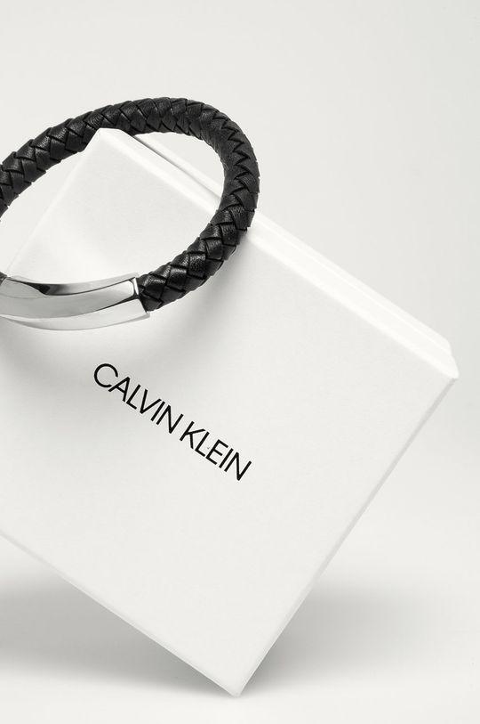 Calvin Klein - Náramek černá