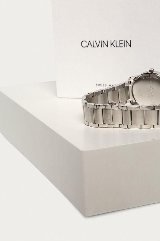 Calvin Klein - Hodinky K2G22146 stříbrná