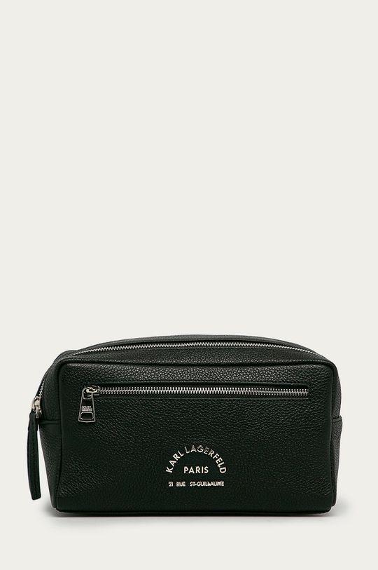 černá Karl Lagerfeld - Kosmetická taška Pánský