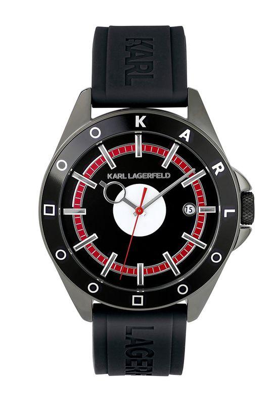 чорний Karl Lagerfeld - Годинник Чоловічий