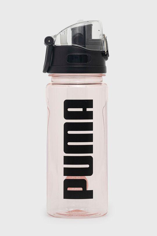 roz Puma - Bidon apa 0,6 L Unisex