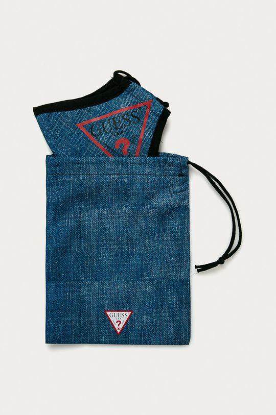 modrá Guess Jeans - Ochranné rúško