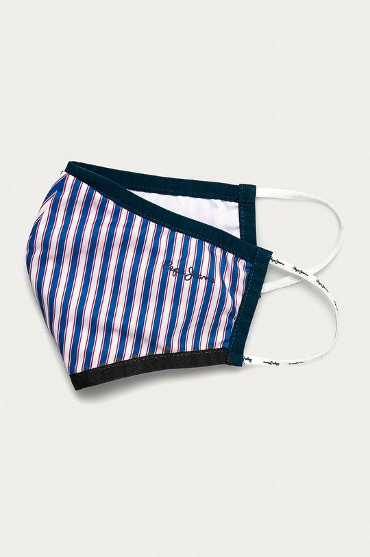 vícebarevná Pepe Jeans - Rouška (2-pack) Unisex